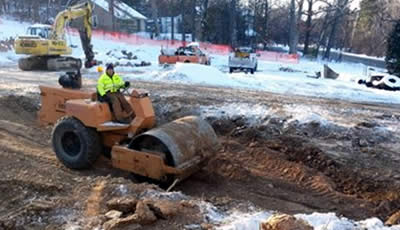 Excavating and Grading Services, WI