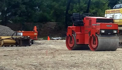 Road Construction | Driveways Services, WI